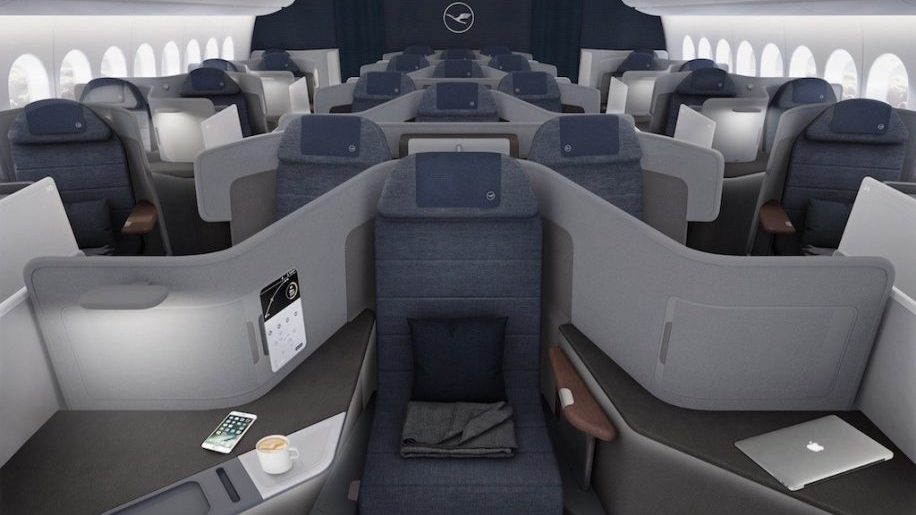 business lufthansa 2025